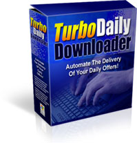 Turbo Daily Downloader