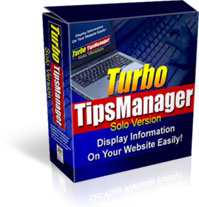Turbo Tips  Manager